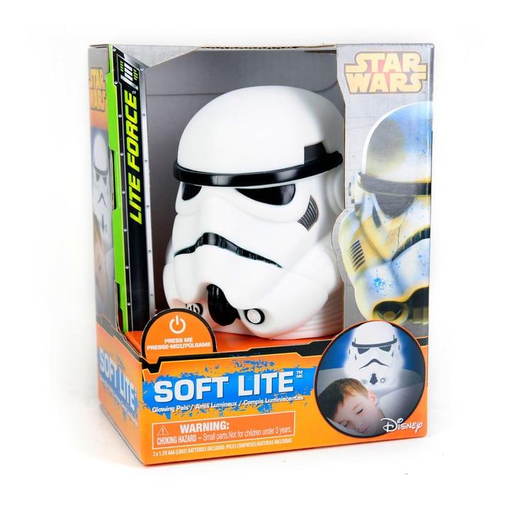 Star Wars Storm Trooper luce da notte con funzione auto off 9x11x15 cm 747438100000 N. figura 1