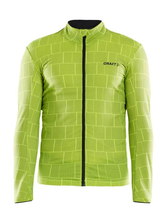 Ideal Thermal Jersey Herren-Langarmtrikot Craft 461379100455 Farbe neongelb Grösse M Bild-Nr. 1