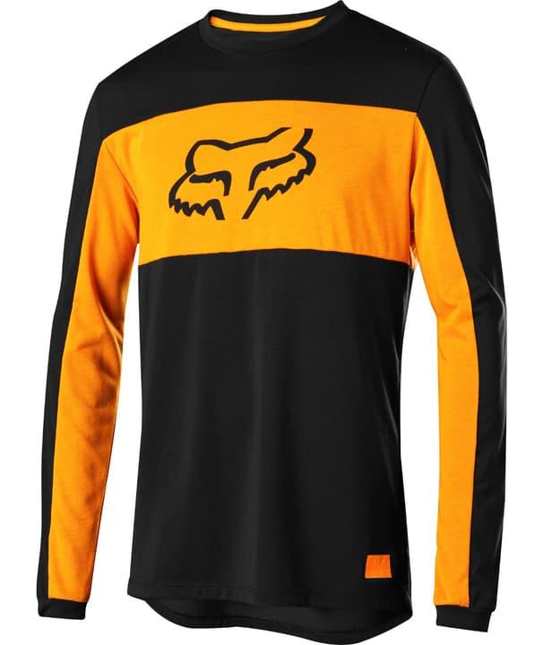 Ranger Dr. Foxhead Herren-Langarmtrikot Fox 461371000720 Farbe schwarz Grösse XXL Bild Nr. 1