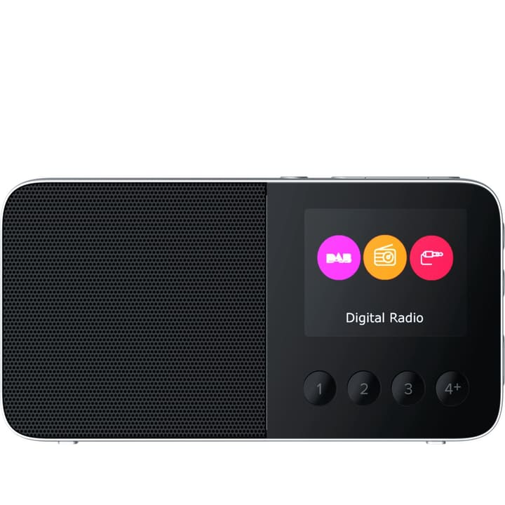 Move T4 - Noir Radio DAB+ Pure 785300134993 Photo no. 1