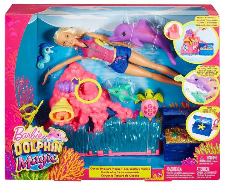 Barbie Playset Mare 747939300000 N. figura 1