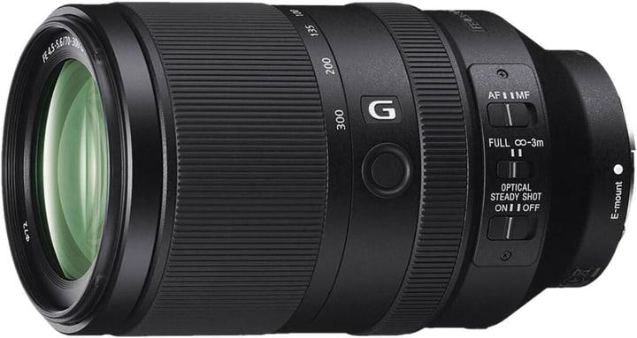 SEL 70-350mm f / 4.5-6.3G OSS Objektiv Sony 785300151756 Bild Nr. 1