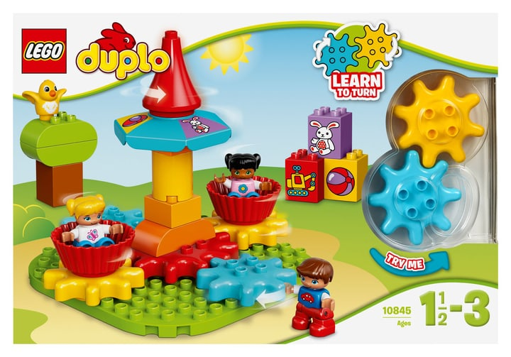 LEGO DUPLO La mia prima giostra 10845 748830000000 N. figura 1