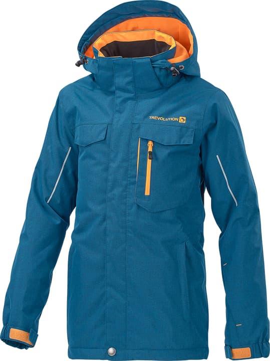 Knaben-Skijacke Trevolution 464567012222 Farbe dunkelblau Grösse 122 Bild-Nr. 1