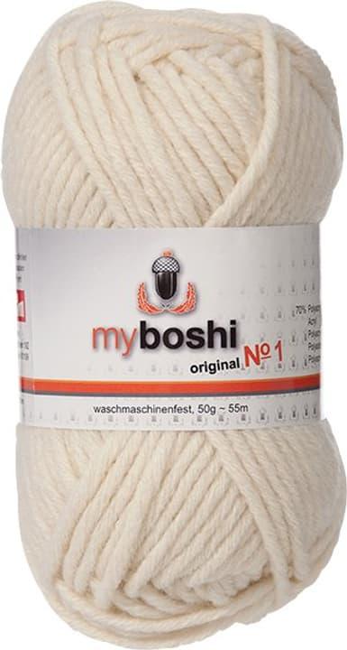Lana No 1 My Boshi 665466200000 Colore Avorio N. figura 1