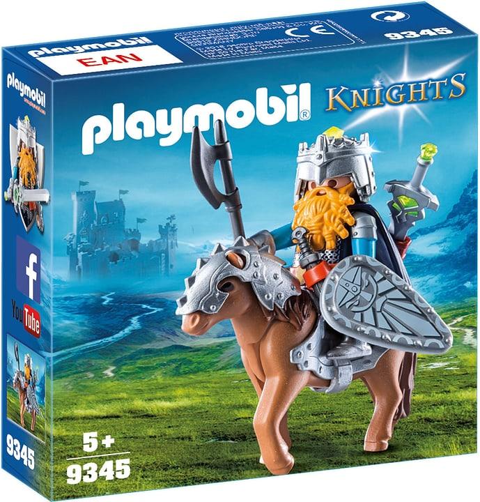 Playmobil Guerriero con cavallo corazzato 746094100000 N. figura 1