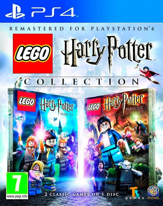 PS4 - LEGO Harry Potter Collection Box 785300121452 N. figura 1