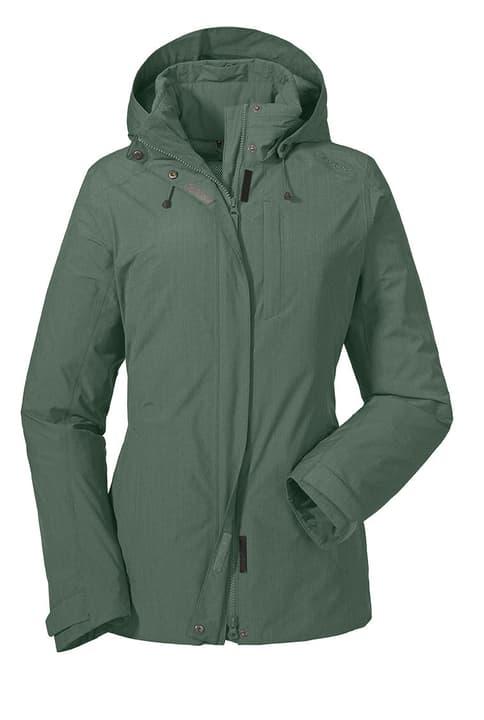 ZipIn! Jacket Fontanella1 Veste de trekking pour femme Schöffel 462767903664 Couleur kaki Taille 36 Photo no. 1