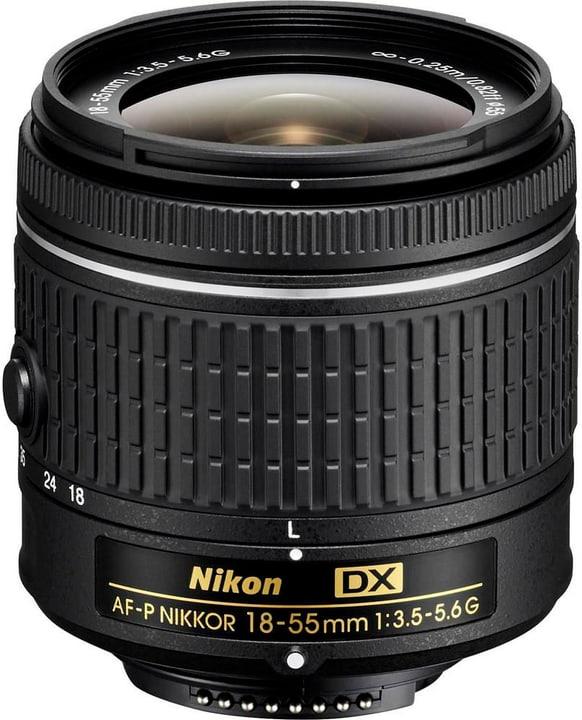 Nikkor AF-P DX 18-55 1:3,5-5,6G Objectiv Nikon 793430800000 Photo no. 1