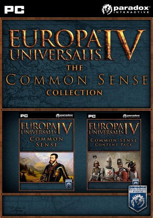 PC Europa Universalis IV: Com Sense Coll Download (ESD) 785300133374 N. figura 1