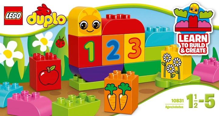 LEGO DUPLO Meine erste Zahlenraupe 10831 748802900000 Bild Nr. 1