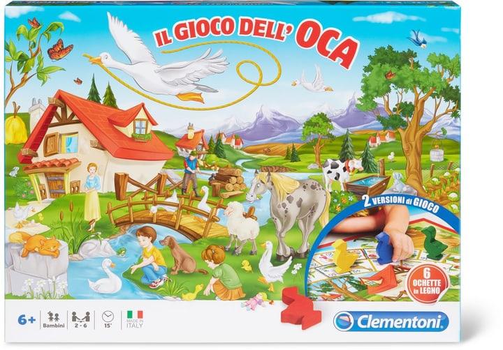 Il Gioco dell'Oca (I) 748915990200 Lengua Italiano N. figura 1