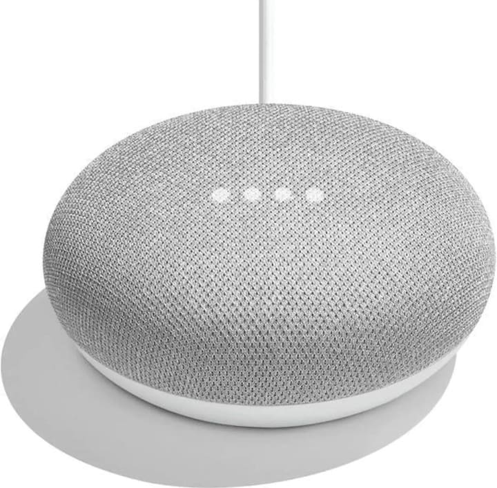 Nest Mini - Chalk Smart Speaker Google 785300152994 Photo no. 1