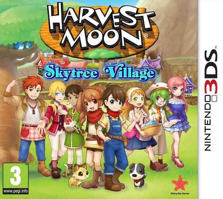 Harvest Moon: Skytree Village [3DS] (I) 785300122088 Photo no. 1