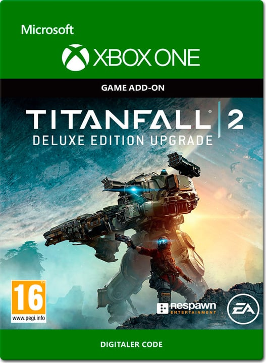 Xbox One - Titanfall 2: Deluxe Upgrade Digital (ESD) 785300137277 N. figura 1