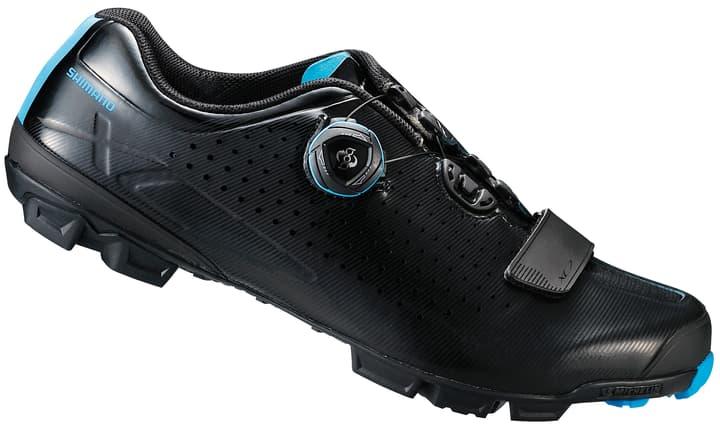 XC7L Bikeschuh Shimano 493212443020 Farbe schwarz Grösse 43 Bild Nr. 1