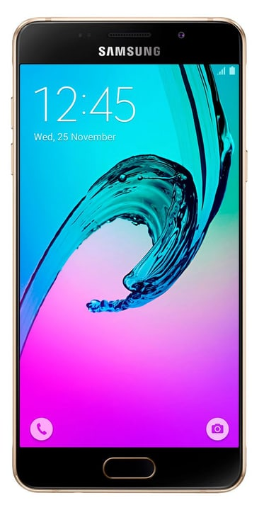 Galaxy A5 (2016) 16GB oro Smartphone Samsung 785300125374 N. figura 1