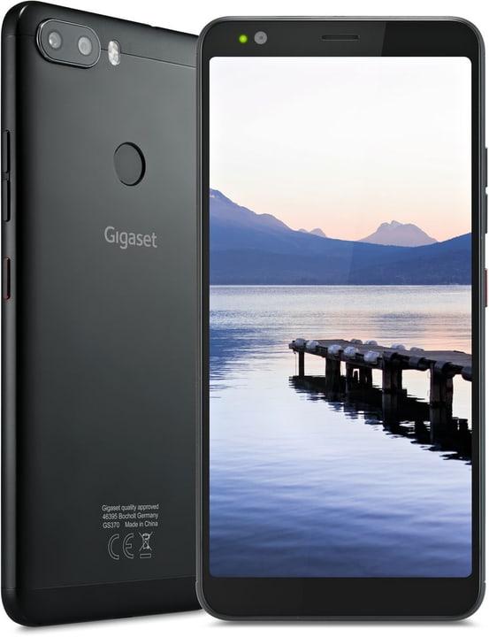 GS 370 Dual SIM 32GB Jet Black Smartphone Gigaset 794630000000 N. figura 1