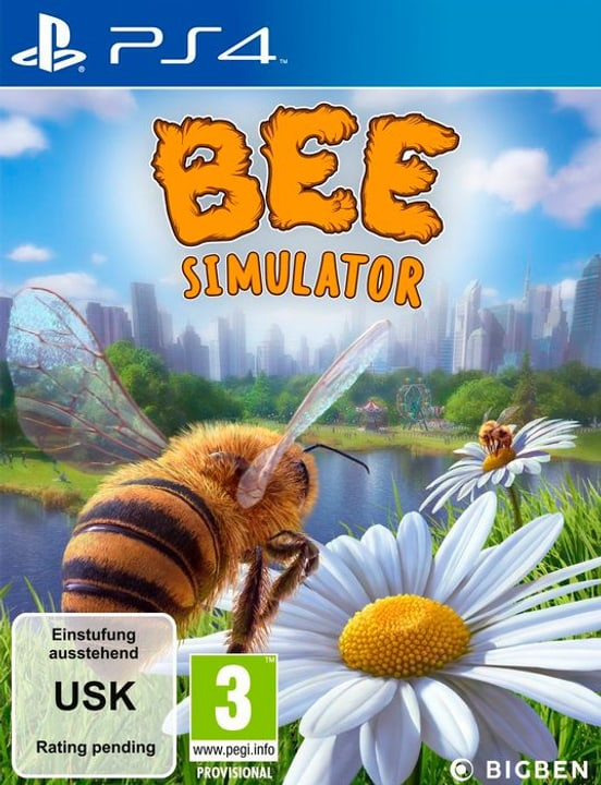PS4 - Bee Simulator D/F Box 785300145814 Photo no. 1