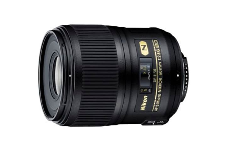 Micro Nikkor AF-S 60mm/2.8G Objectif Nikon 793416400000 Photo no. 1