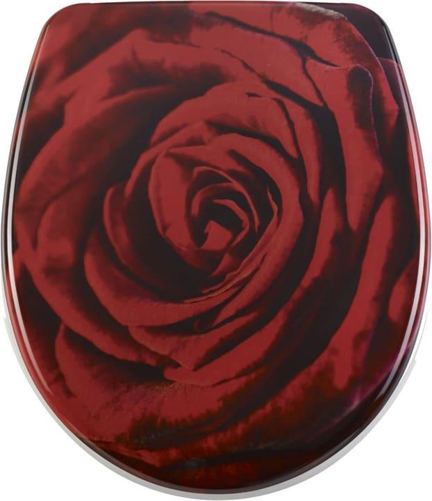 Sedile per WC Nice Slow-Motion Rose diaqua 675046400000 N. figura 1