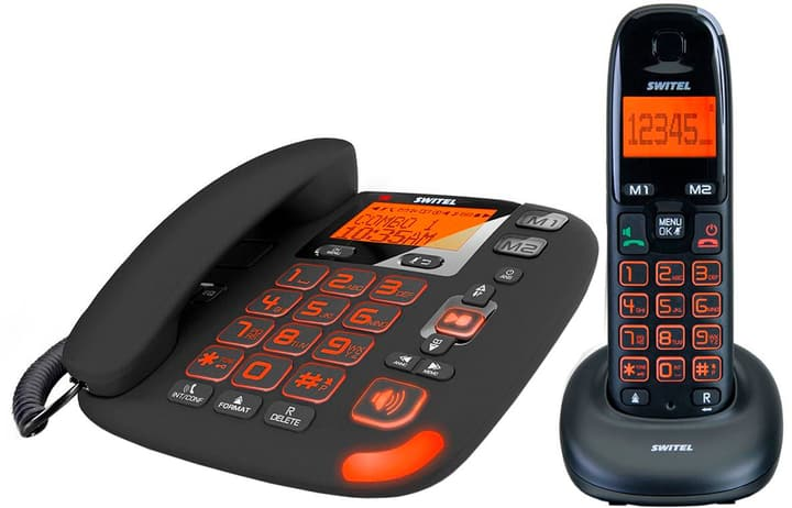 DCT 50072 Combo  VITA Switel 785300126769
