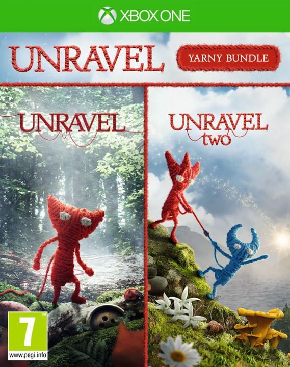 Xbox One - Unravel Yarny Bundle Box 785300140674 N. figura 1