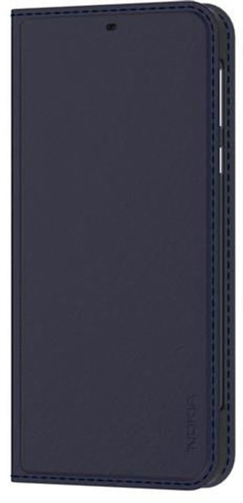 Book-Cover Entertainment Flip Blau Hülle Nokia 785300143886 Bild Nr. 1