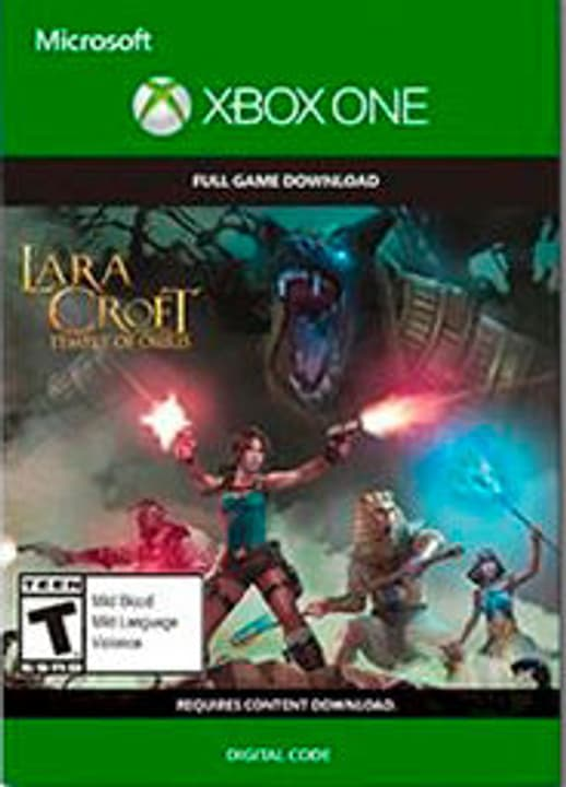 Xbox One - Lara Croft and the Temple of Osiris Numérique (ESD) 785300135694 Photo no. 1