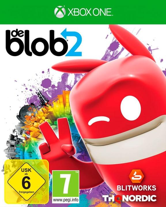 De Blob 2 [XONE] (D) Physisch (Box) 785300132060 Bild Nr. 1
