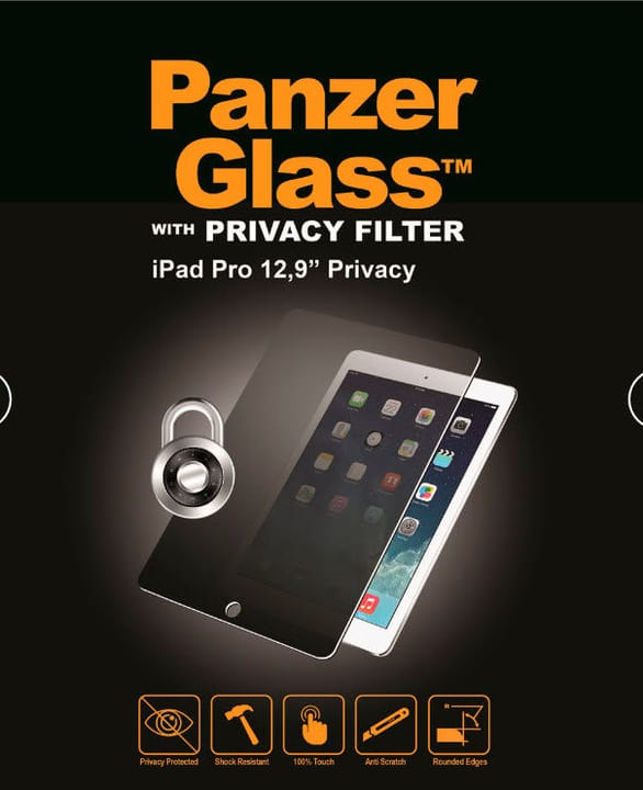 "Privacy protection d'écran iPad Pro 12.9"" Protection d'écran Panzerglass 798203900000 Photo no. 1"