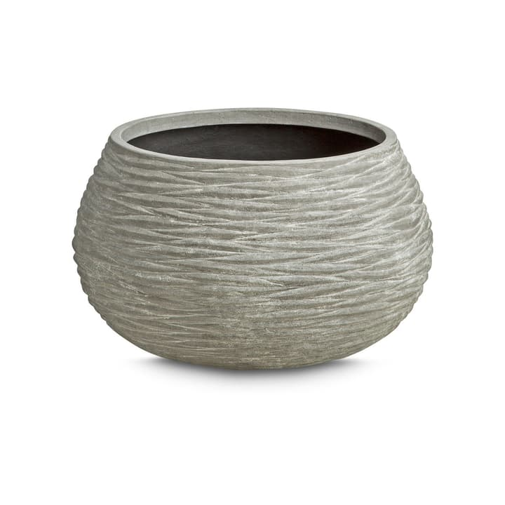 WAVY Cache-pot 382073900000 Dimensions L: 64.0 cm x P: 64.0 cm x H: 38.0 cm Couleur Gris Photo no. 1
