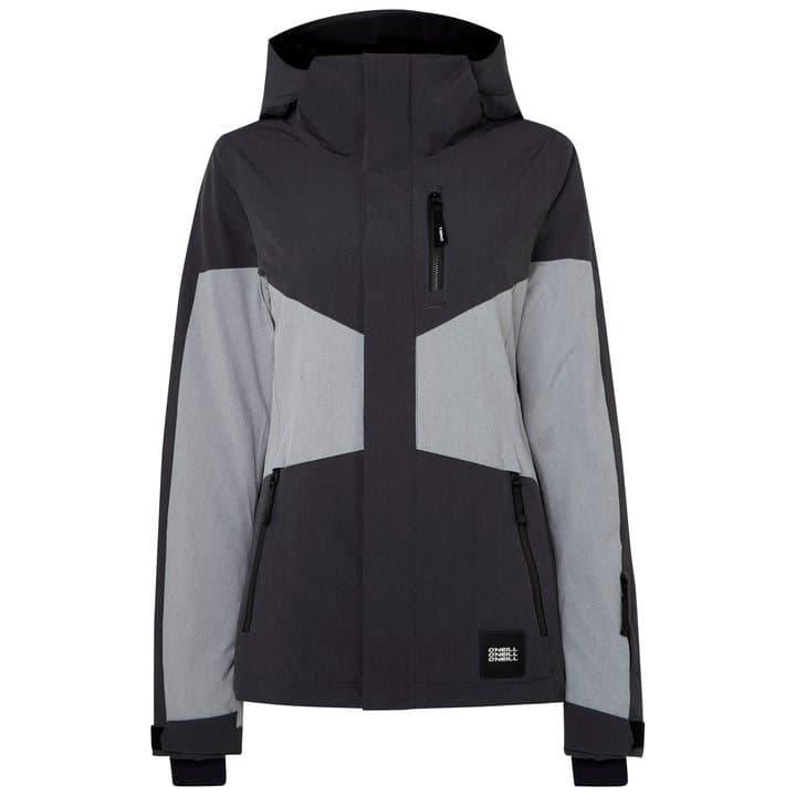CORAL Jacket Damen Snowjacke O'Neill 462540900320 Farbe schwarz Grösse S Bild-Nr. 1