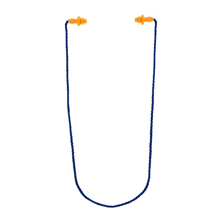 Image of 3M Arbeitsschutz Gehörschutzstöpsel mit Kordel, 1 Stk.