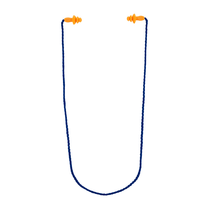 Image of 3M Arbeitsschutz mit Kordel, 1 Stk. Gehörschutzstöpsel