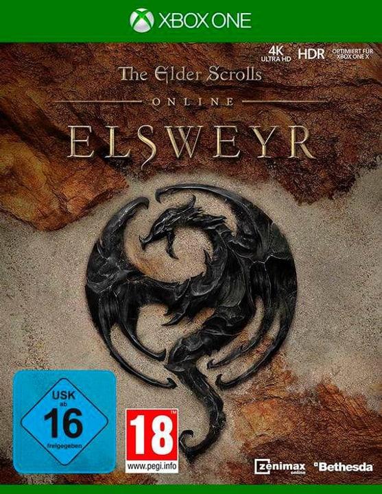 Xbox One - The Elder Scrolls  D Box 785300144050 Photo no. 1