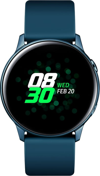 Galaxy Watch Active sea green 40mm Bluetooth Smartwatch Samsung 798479100000 N. figura 1