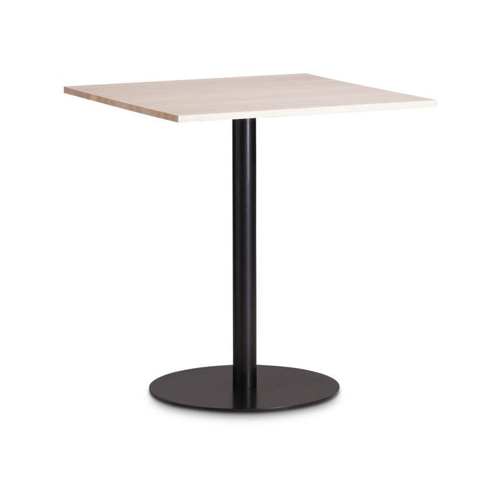 MILTON Table de bistro 366192600000 Dimensions L: 70.0 cm x P: 70.0 cm x H: 73.6 cm Couleur Frêne Photo no. 1