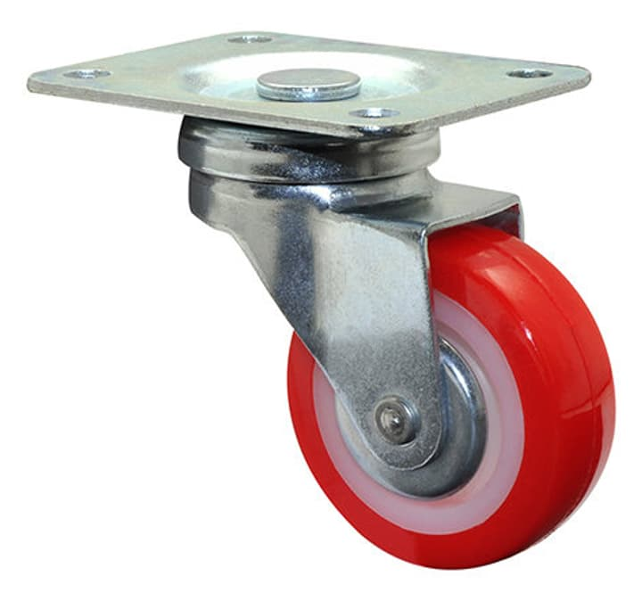 Ruota orientabile D50 mm Wagner System 606427900000 N. figura 1