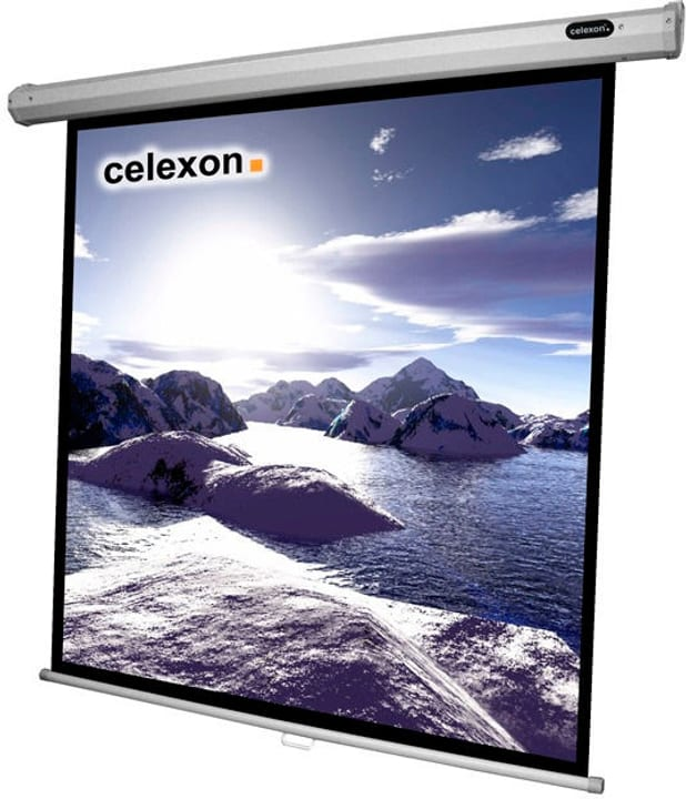 Rollo Economy 16:9 160x90 Écran manuel Celexon 785300123565 Photo no. 1