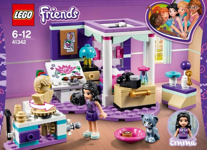 Lego Friends La chambre d'Emma 41342 748879500000 Photo no. 1