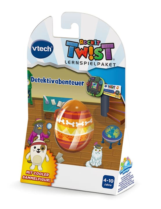 Twist8 Spiel Detektivabenteuer 748972790000 Photo no. 1