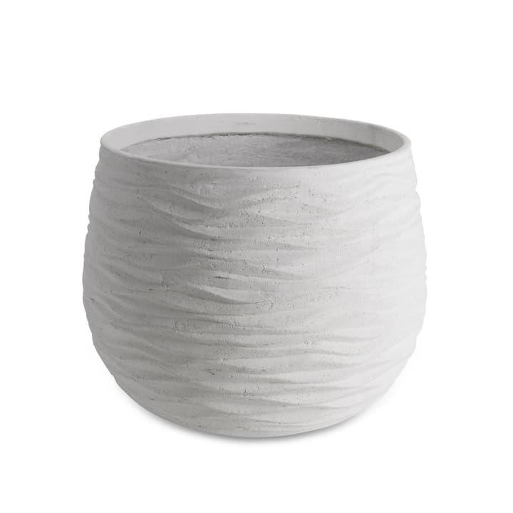 UMAY Sottovaso 382106000000 Dimensioni L: 39.0 cm x P: 39.0 cm x A: 30.0 cm Colore Bianco N. figura 1