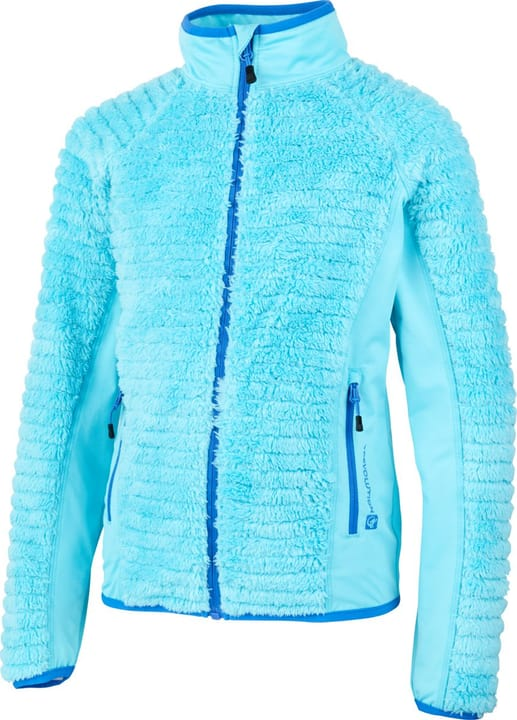 Veste en polaire douillette pour fille Trevolution 466928812241 Couleur bleu claire Taille 122 Photo no. 1