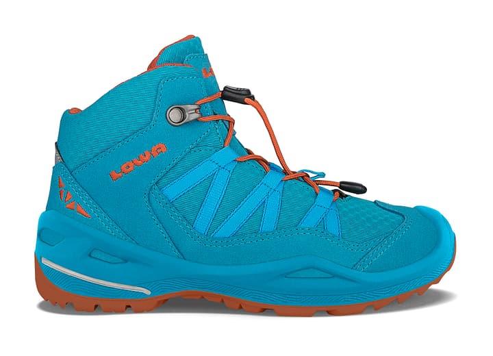 Robin GTX Qc Chaussures de randonnée pour enfant Lowa 465517142044 Couleur turquoise Taille 42 Photo no. 1