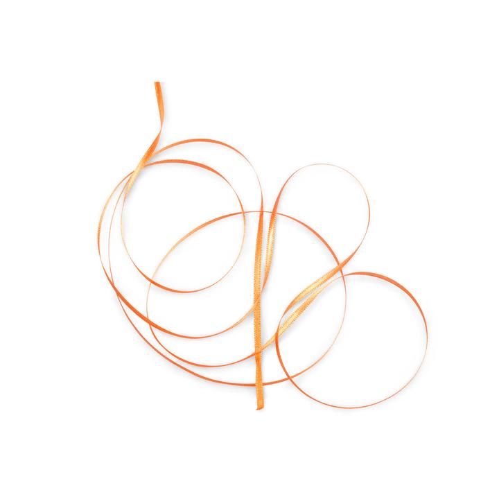 KIKILO ruban 3mm x 16m 386111400000 Couleur Orange Dimensions L: 1600.0 cm x P: 0.3 cm x H: 0.1 cm Photo no. 1