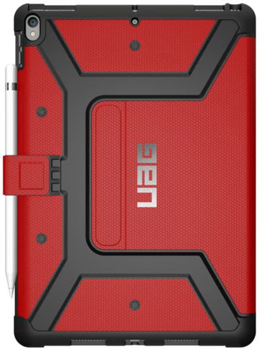 "Metropolis Case for iPad Pro 10.5"" magma red Urban Armor Gear 785300137187 N. figura 1"