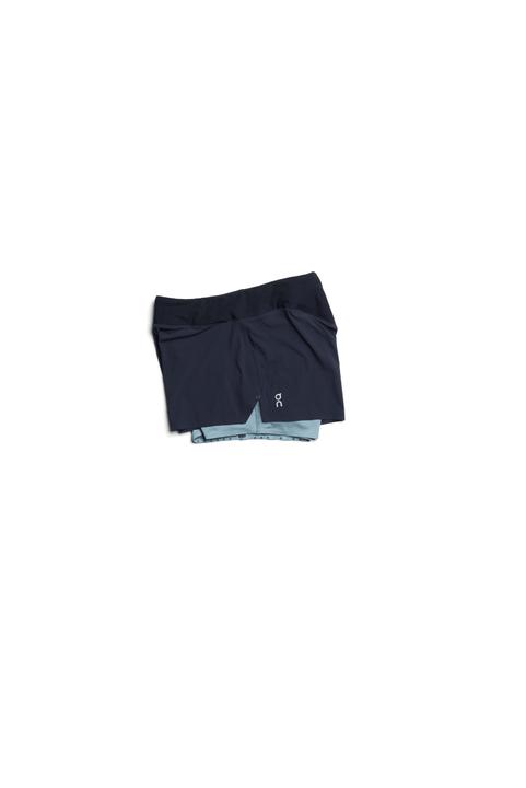 Running Shorts Short pour femme On 470171300520 Couleur noir Taille L Photo no. 1