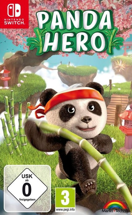 NSW - Panda Hero (D) Box 785300138745 Bild Nr. 1