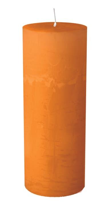 BAL Bougie cylindrique 440582900934 Couleur Orange Dimensions H: 18.0 cm Photo no. 1